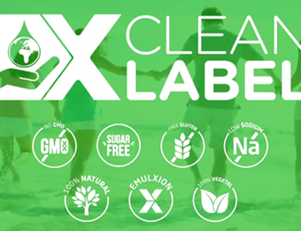 "Fuxion Products Go ""Clean Label"" (100% Natural Plant Sourced Ingredients)"
