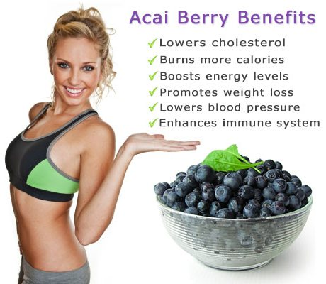 Discover the Health Benefits of Acai Berries • DitchDaBoss ...