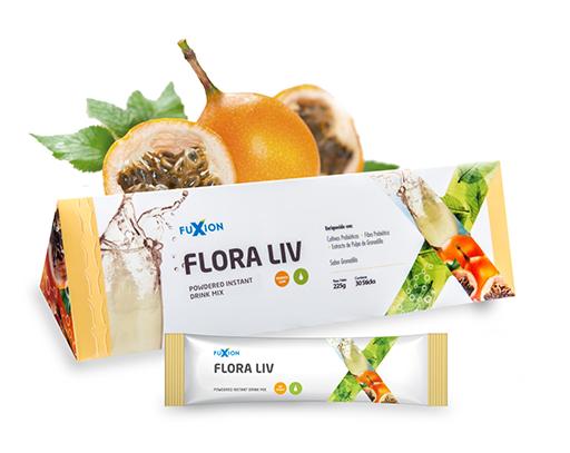 FloraLiv Probiotic Drink FuXion Biotech