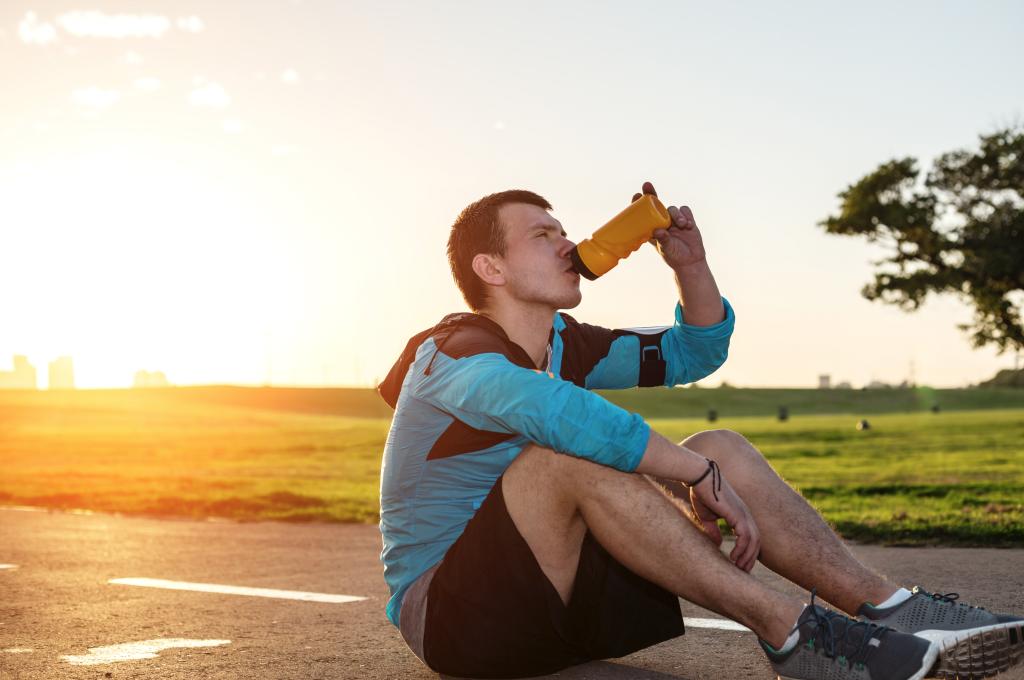drinking pro sport