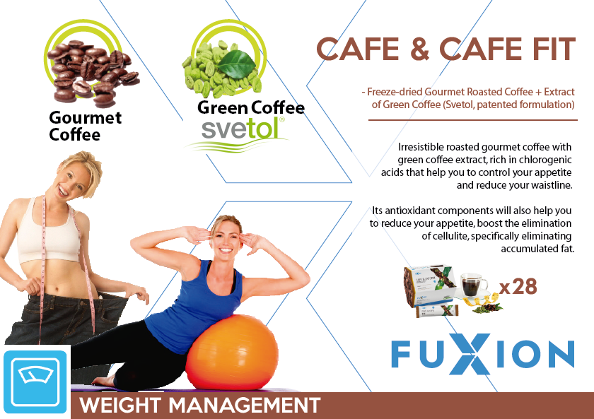 FuXion Cafe & Cafe Fit Weight Loss Coffeee