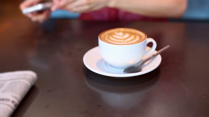 immune boosting cappuccino