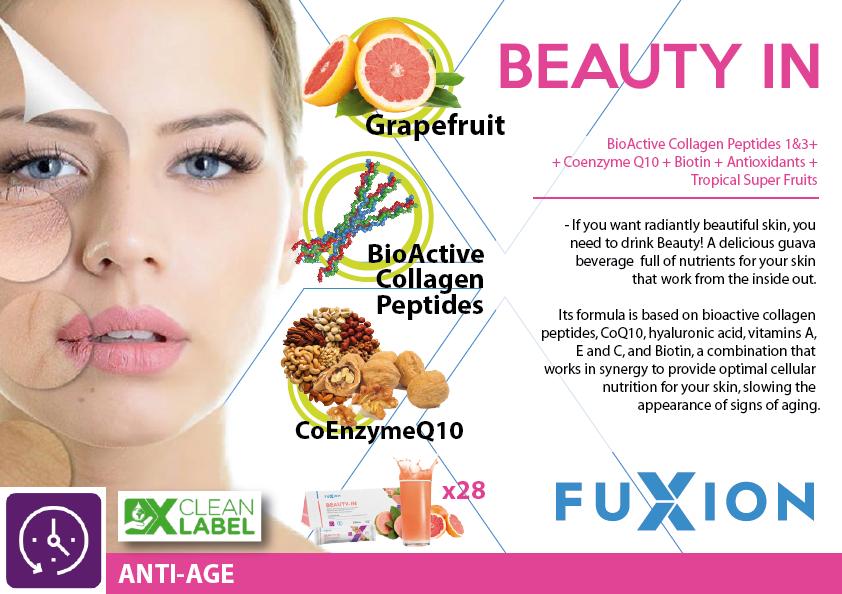 fuxion beauty usa