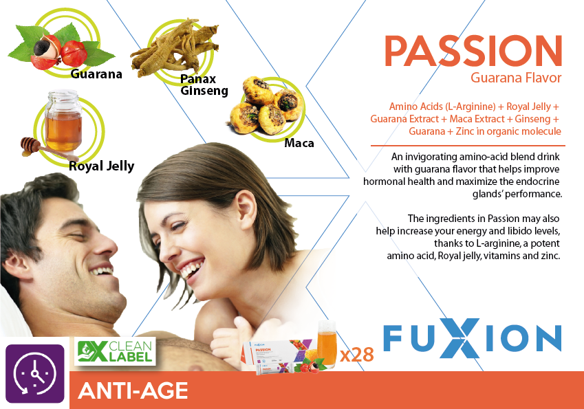 Passion by FuXion